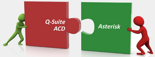 ACD for Asterisk based contact centers