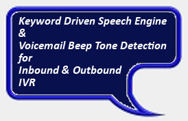 Speech recognition for Asterisk based Call Centers